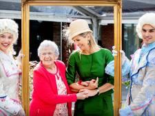 Koninklijk bezoek in Steenbergen: Koningin Máxima opent verpleeghuis Hof van Nassau
