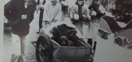 Blaarkoppen Knegsel vieren 55 jaar carnaval