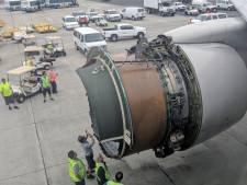 Boeing 777 verliest deel van motor op weg naar Hawaï