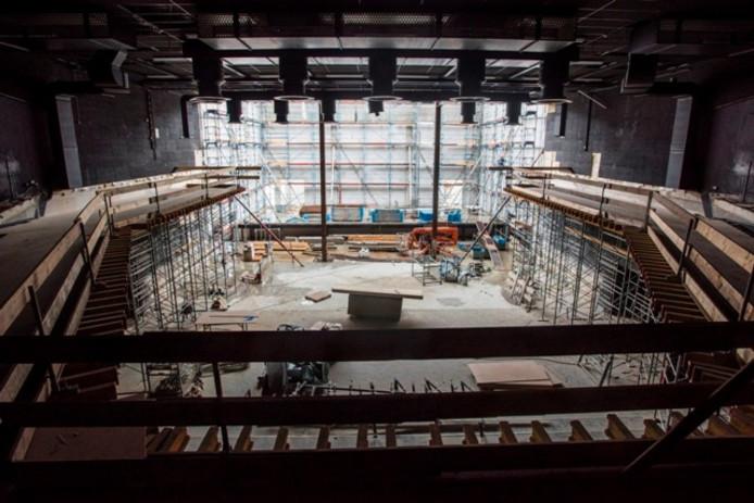 De nieuwe grote zaal. Foto John Schouten/BeeldWerkt
