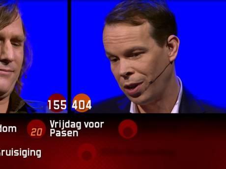 Finale De Slimste Mens slaat The Voice knock-out