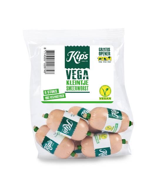 De vegetarische smeerworst van Kips.