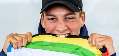 Van der Poel: 'Spelen waren het excuus om te kunnen mountainbiken'