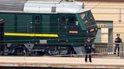 De mysterieuze, kogelvrije trein van Kim Jong-un: kreeft, wijn en vrouwelijk schoon