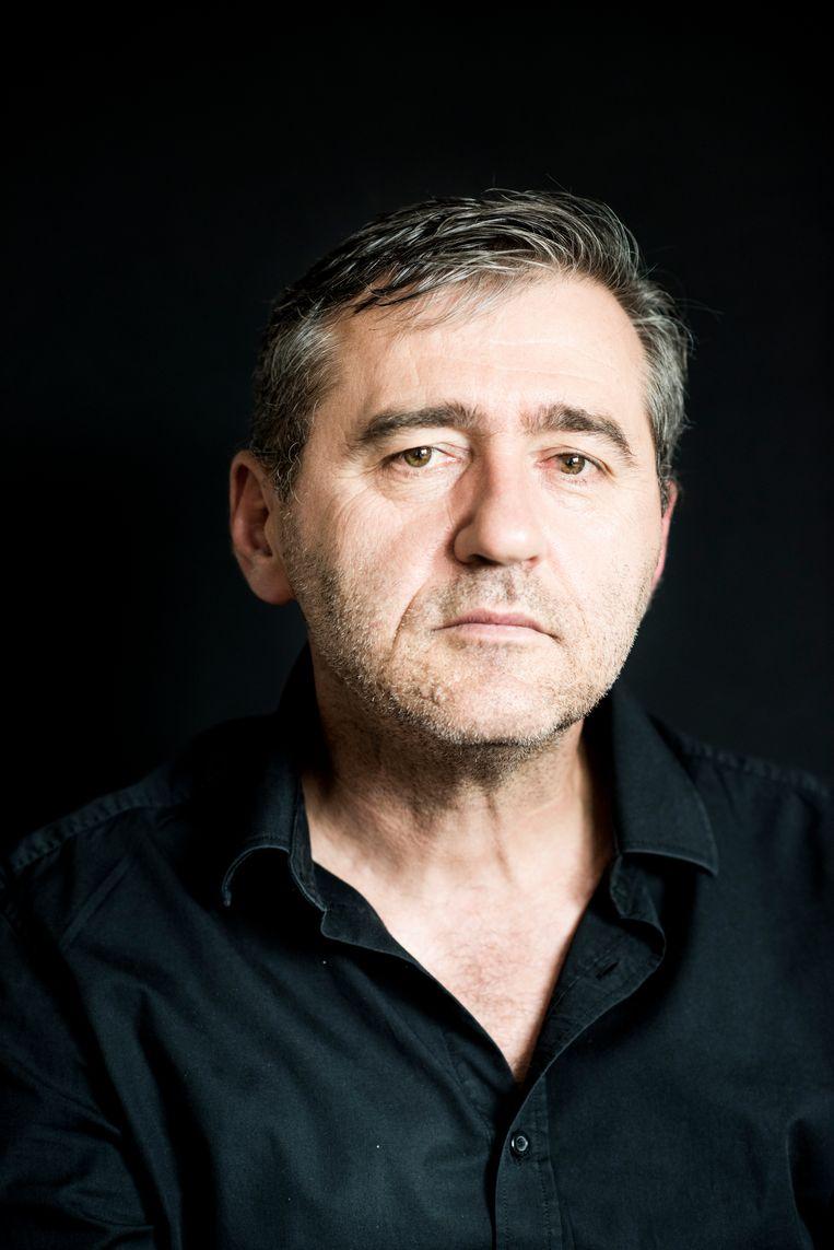 Salih Pašalić (53). Beeld Linelle Deunk