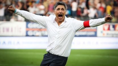 """Mazzu medefavoriet 'Trainer van het Jaar': """"Zelfs in zijn slaap maakt Felice goals"""""""