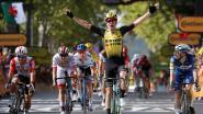 Waar eindigt dit? Buitenaardse Van Aert zorgt na waaierrit voor derde Belgische ritzege in de Tour!