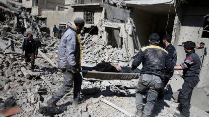 """""""Elke minuut slaan tientallen granaten in"""": opnieuw burgerdoden bij aanvallen op Oost-Ghouta"""
