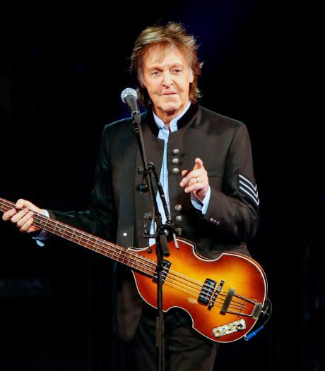 Paul McCartney sera présent au 50e festival de Glastonbury
