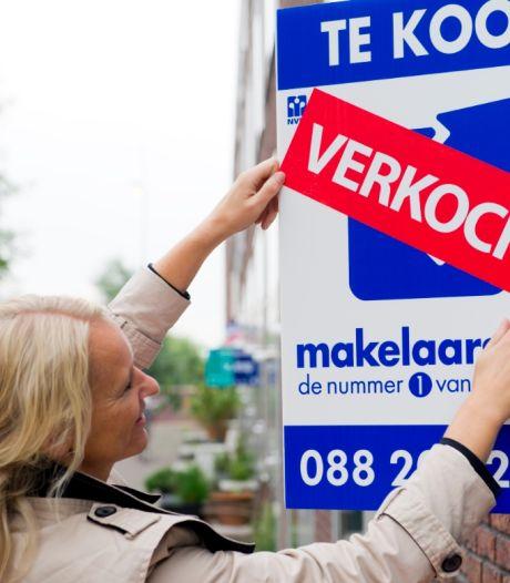 Coronacrisis of niet, huizen worden ook in Zeeland steeds duurder