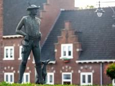 De poortwachter kijkt in de richting van Arnhem: 'Hij moest het gespuis buiten houden'