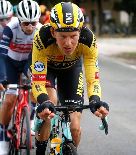 Taco van der Hoorn tekent contract bij BEAT Cycling Club