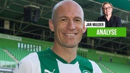 """Streekgenoot Jan Mulder over onverwachte comeback van Robben: """"Jongensboekachtig"""""""
