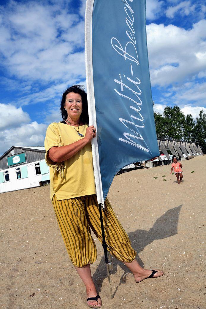 Jolanda Arts heeft grote plannen met Multi-Beach.