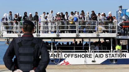Alleen vandaag al 2.000 vluchtelingen uit Middellandse Zee opgevist