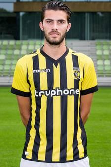 Willie Overtoom en Gino Bosz  trainen mee bij Jong Vitesse