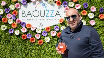 Beachclub Baouzza verwacht meer dan 60.000 bezoekers