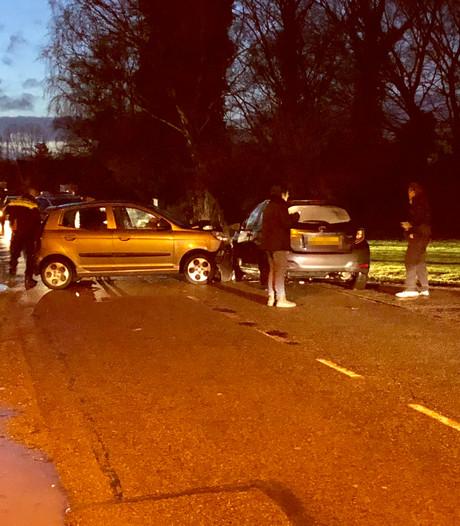 Automobiliste gewond bij aanrijding in Groesbeek