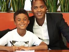 Waarom Nike de 9-jarige Shane Kluivert contracteert
