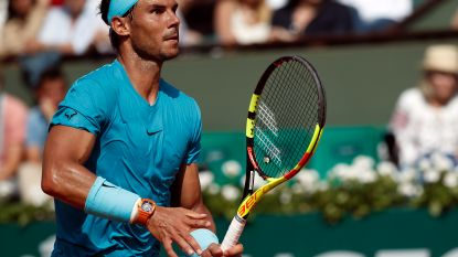 Gravelkoning Nadal op weg naar elfde titel in Parijs: 'Rafa' vervoegt Thiem in finale Roland Garros