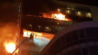 """""""Geen slachtoffers bij hevige hotelbrand in Dublin"""""""