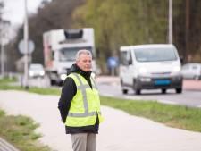 Verkeersadviseur politie: Berucht kruispunt bij Almen krijgt nog lang geen veilige rotonde