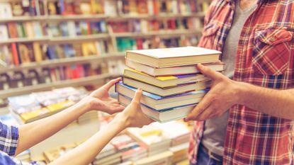 We kopen minder papieren boeken , maar boekenverkoop online stijgt fors
