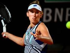 Elise Mertens conserve sa 20e place au classement mondial