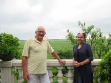 Leo en Aja Verheul voelen zich na jaren in buitenland in Zwanegat pas echt thuis
