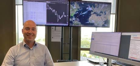 Chris (37) is market desk analist: 'De energiemarkt is een beetje te vergelijken met de aandelenhandel'