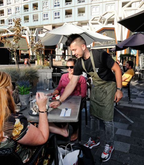 De Griekse keuken van Oregano in Nieuwegein: je zou je bord er zo voor op de grond gooien