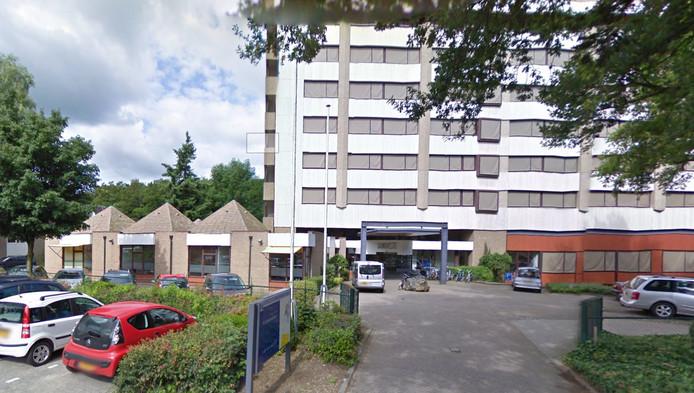 Het pand van het zorgcentrum in Doorwerth