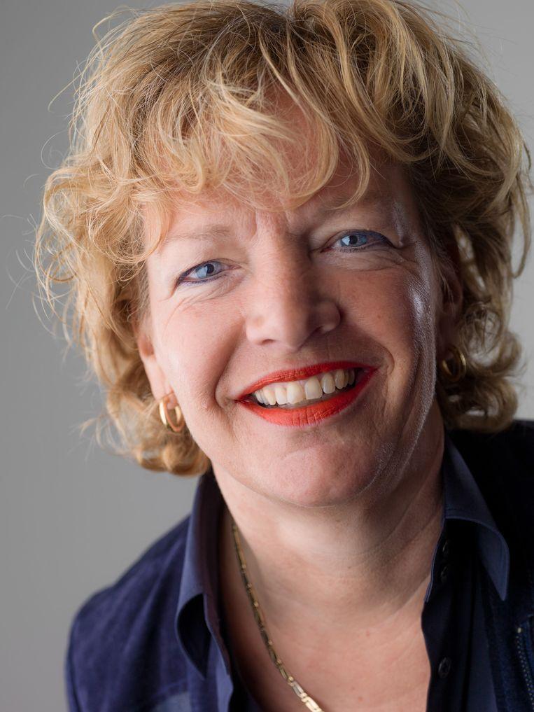 Maria van der Heijden, mede-oprichtster Women on Wings Beeld .