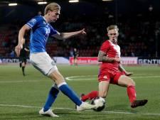 Pover FC Den Bosch komt niet langs hekkensluiter Jong FC Utrecht