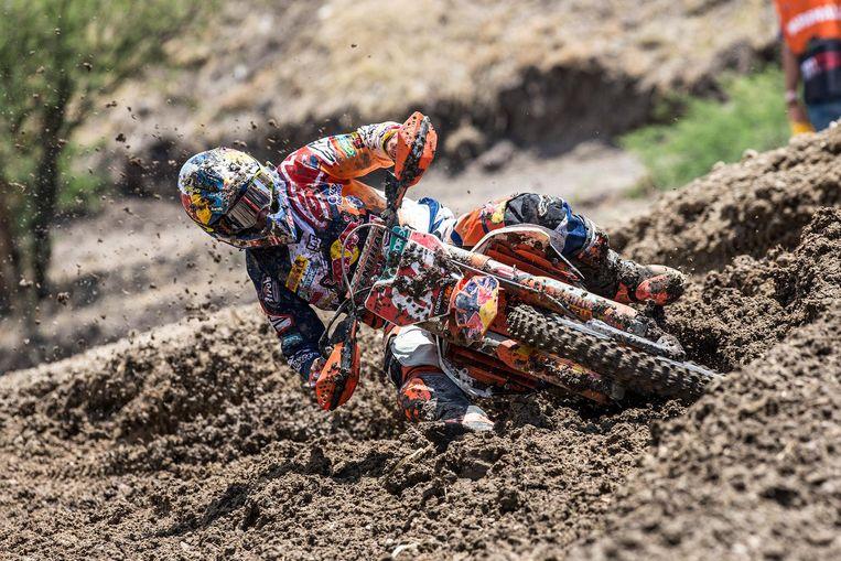 Motocrosser Jeffrey Herlings Beeld Red Bull Mediahouse