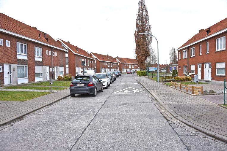 De Eikenlaan in de Nieuwe Tuinwijk.