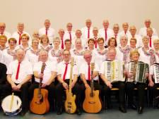 Liederentafel 't Akkoordje brengt herkenbare liedjes in Aarle-Rixtel