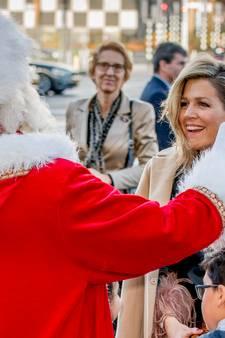 Koningin Máxima bij Kerst Muziekgala 2017