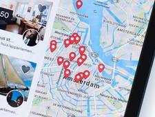 Steeds meer Amsterdammers verhuren woning via Airbnb