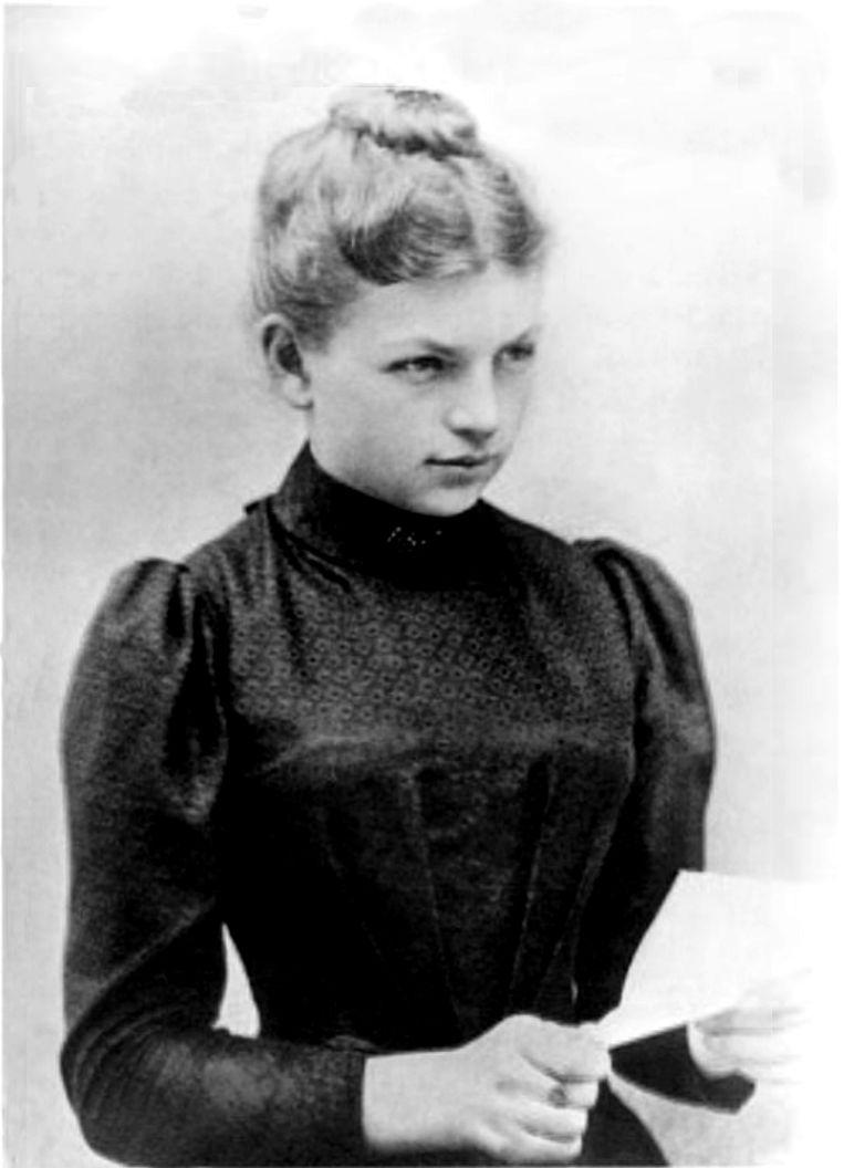 Clara Haber-Immerwahr en haar echtgenoot Fritz Haber. Beeld -