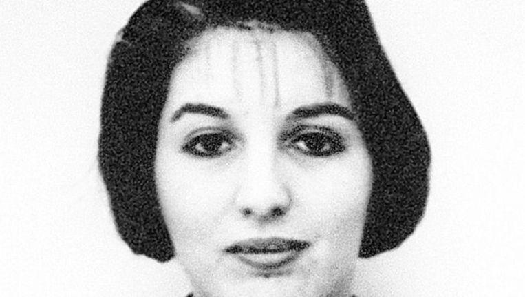 De vermoorde Christelle Blétry. Beeld AFP