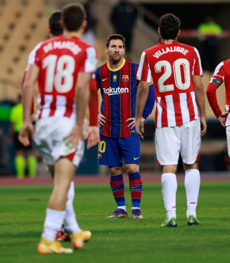 Beroep van Barcelona levert niets op: Messi ook tegen Elche nog geschorst