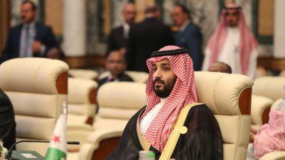 """Saudische kroonprins """"wil geen oorlog, maar zal niet twijfelen te reageren op bedreigingen"""""""