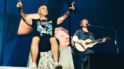 Robbie Williams zingt mee in Amsterdam: straks ook bij ons?