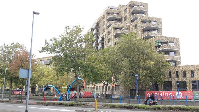 Picuskade, nieuwbouwproject met woningen aan het Eindhovensch Kanaal in Eindhoven.
