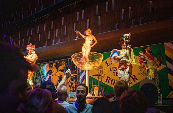 Mardi Gras verhuist van de Stadshal naar de Bijlokesite, twee dagen, en ook in miniversie.