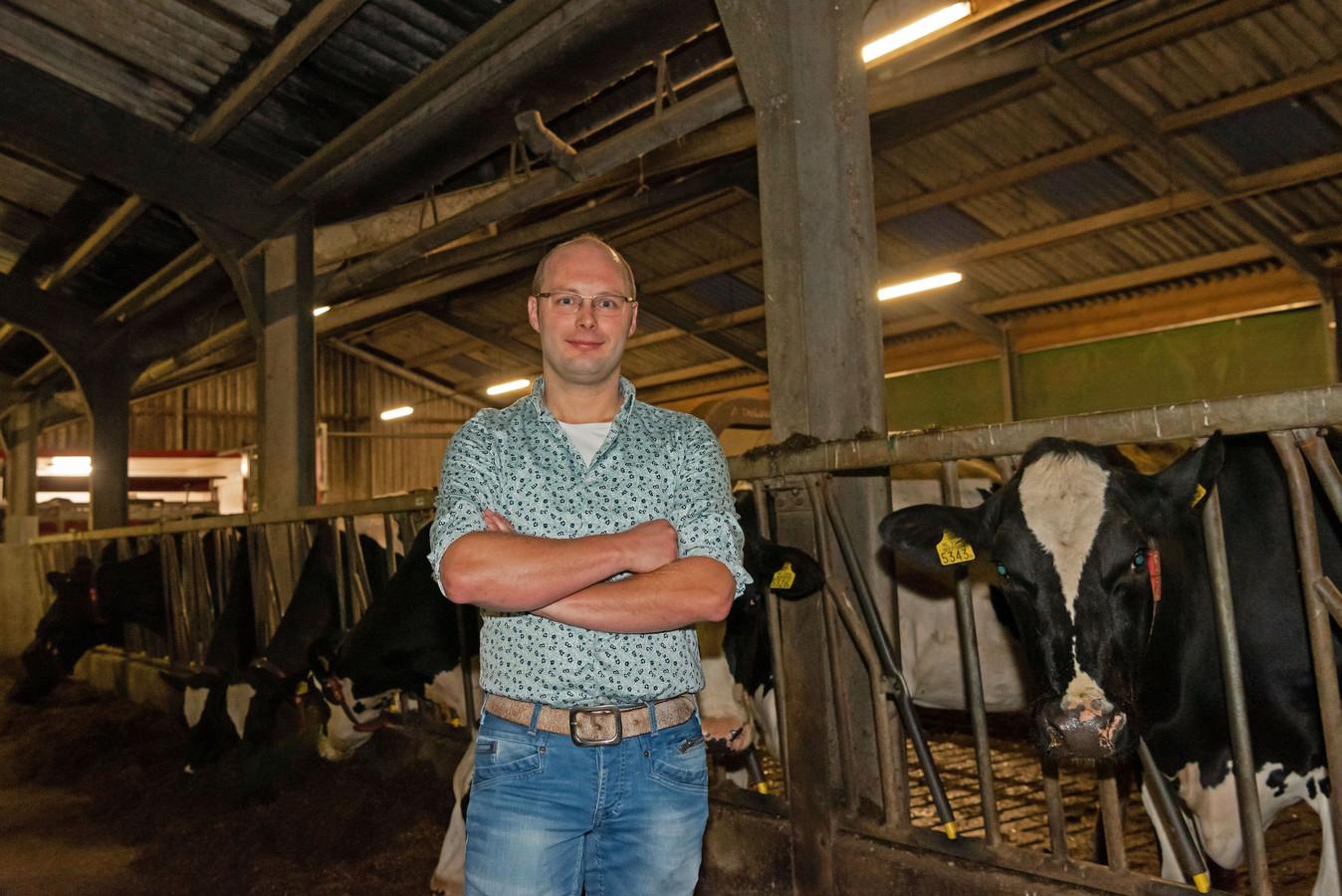 Hans van der Knaap:  ,,Boeren zorgen ervoor dat iedereen drie keer per dag eten op zijn bord heeft liggen, maar ze krijgen telkens stank voor dank. Dat moet anders.''