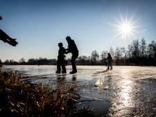 Schaatskoorts slaat toe: waar in West-Brabant kun je schaatsen op natuurijs?