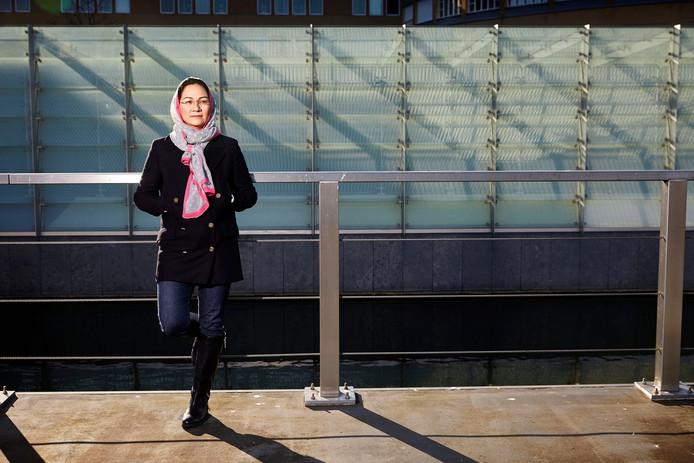 Shirin Musa van Femmes fot Freedom.