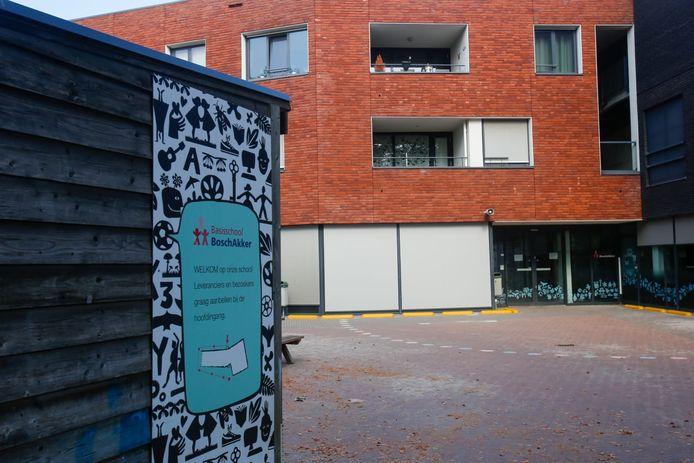 Basisschool BoschAkker in Eindhoven.